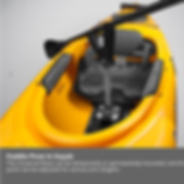 pivot paddle, special needs, adaptive paddle, kayak