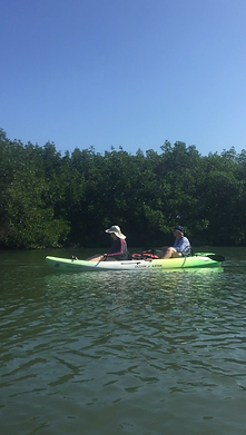 florida kayak tour, recreation, family fun