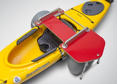 transfer chair, adaptive paddle, kayak, special needs