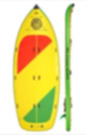 supsquatch, adaptive paddle
