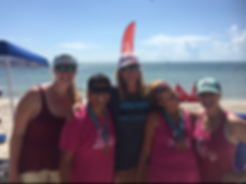 special olympics, adaptive paddle, race