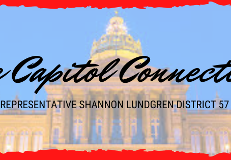 The Capitol Connection: Week 1