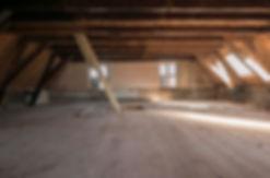 Eerste verdieping woonhuis Witte Boerderij Blaaksedijk Heinenoord