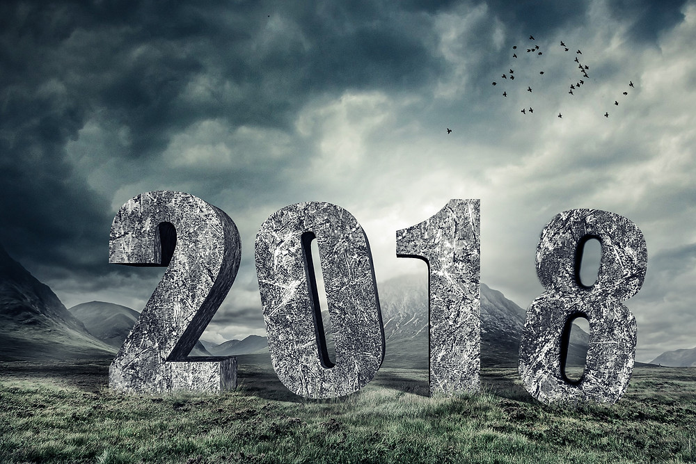 2018 what does it mean to you?