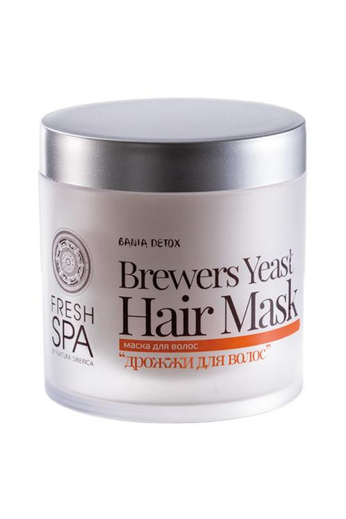 Маска для волос «Дрожжи для волос»