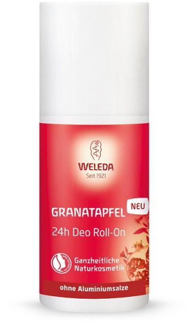 Гранатовый дезодорант 24 часа  Roll-On