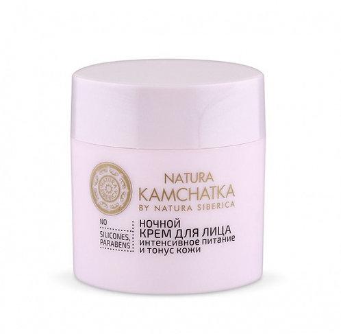 Ночной крем для лица «Интенсивное питание и тонус кожи»