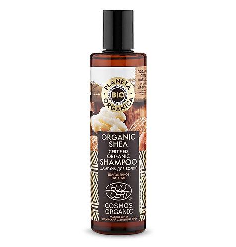 Шампунь для волос Organic Shea