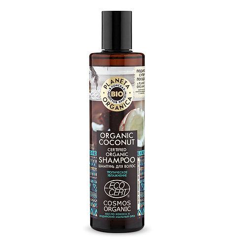 Шампунь для волос Organic Coconut