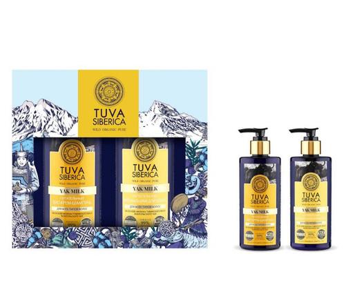 Набор для волос питательный Tuva Siberica
