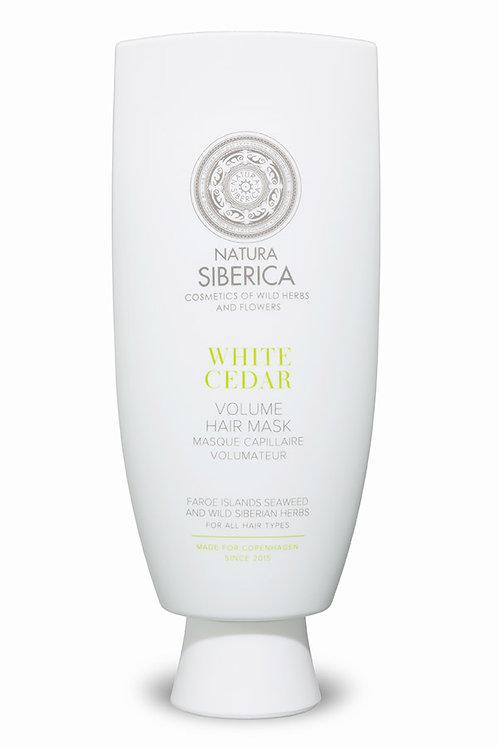 Маска-объем для волос «Белый кедр»