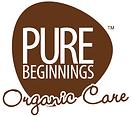 Pure Beginnings интернет-магазин