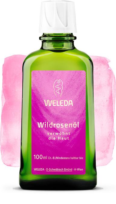 Розовое нежное масло для тела