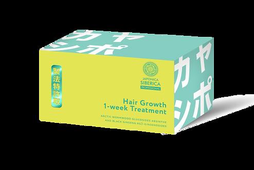 Сыворотка-концентрат для роста волос Japonica Siberica