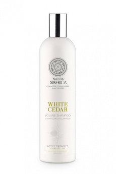 Шампунь-объем Белый кедр