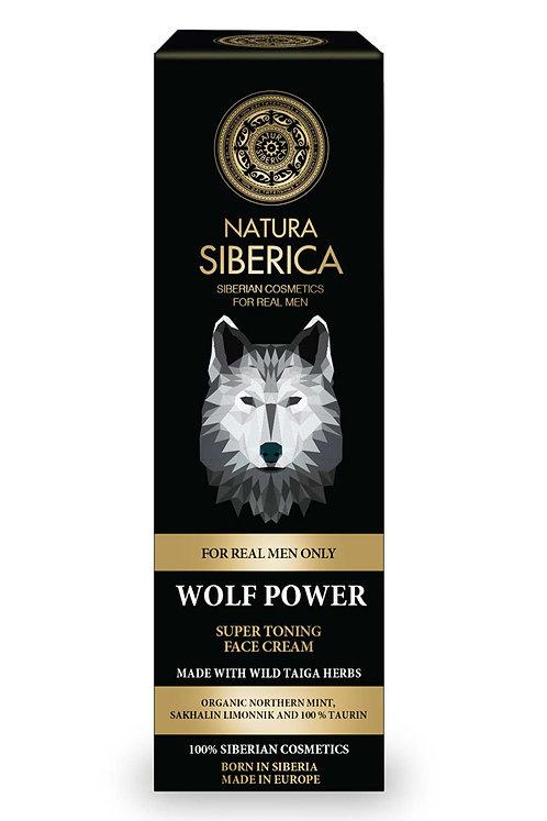Wolf Power – Super Toning Face Cream