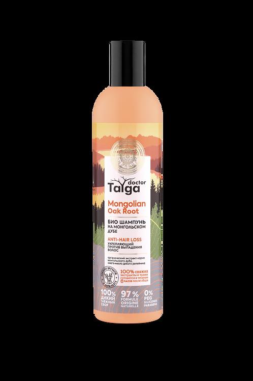 Био шампунь укрепляющий против выпадения волос dr taiga