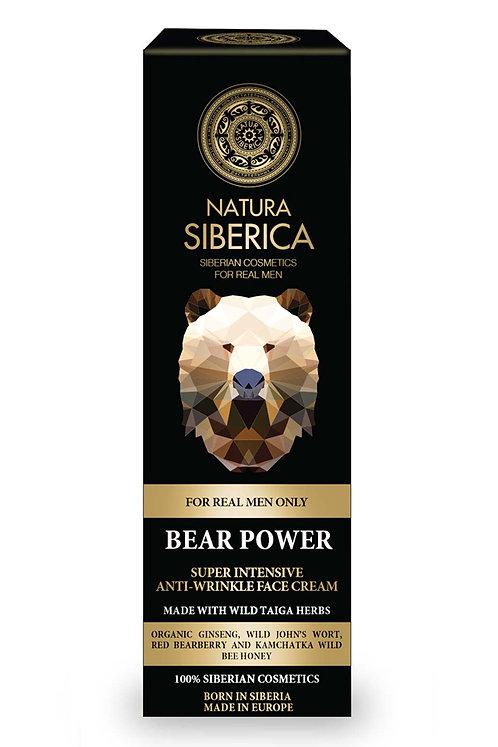 Супер интенсивный крем от морщин «Медвежья сила»