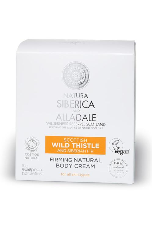 Firming Natural Body Cream