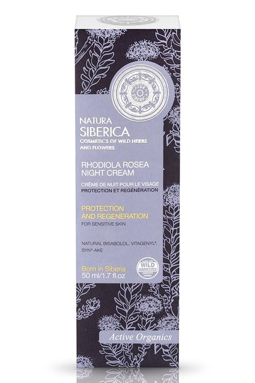 Rhodiola Rosea Night Cream