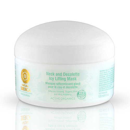 Neck and Décolleté Icy Lifting Mask