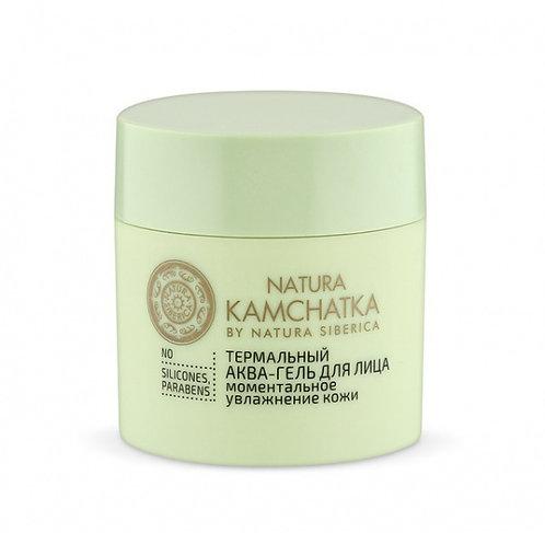 Термальный аква-гель для лица «Моментальное увлажнение кожи»