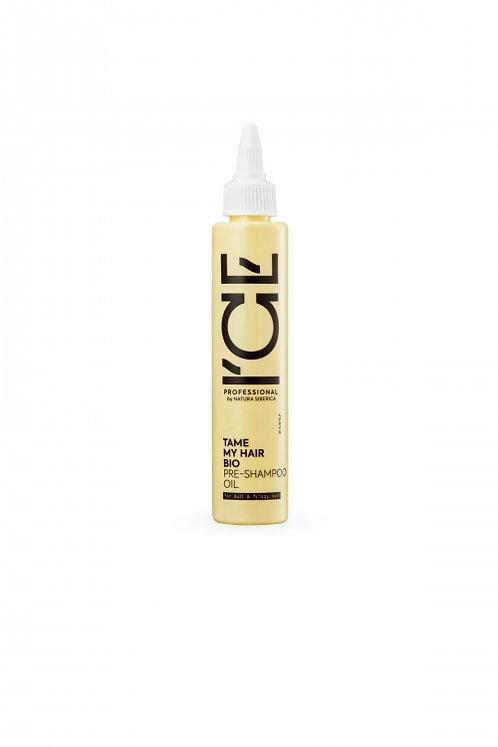 Концентрированное масло пре-шампунь TAME MY HAIR PRE-SHAMPOO OIL