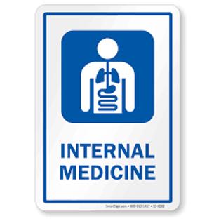 Master in Internal Medicine