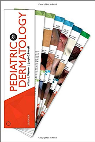 Pediatric Dermatology DDX Deck 2nd Edition