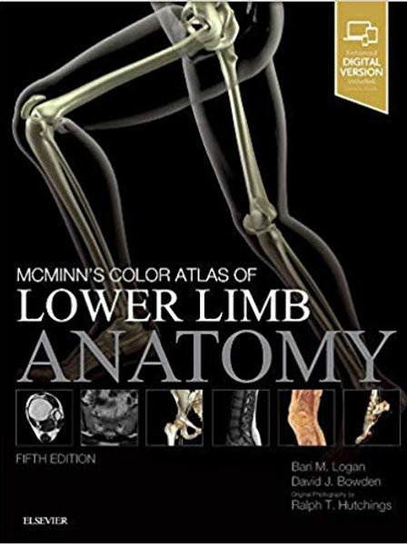 McMinn's Color Atlas of Lower Limb Anatomy 5th Edition