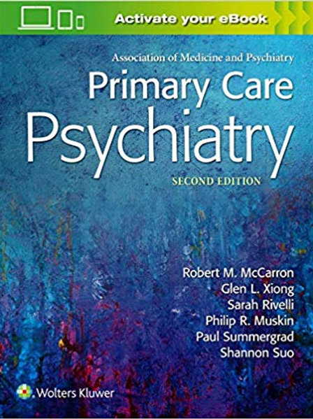 Primary Care Psychiatry Second Edition