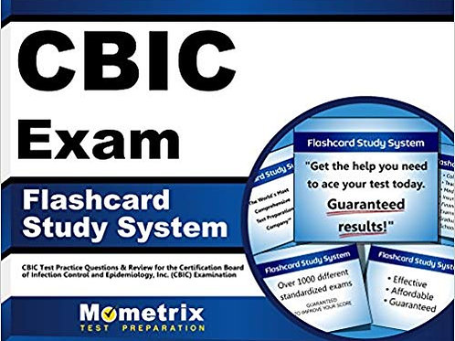 CBIC Exam Flashcard Study System: CBIC Test Practice Questions & Review for the