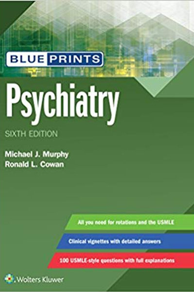 Blueprints Psychiatry Sixth Edition