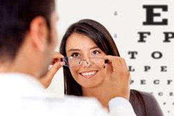 Prometric  McQs in Optometrist