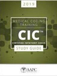 2019 CIC™ Study Guide