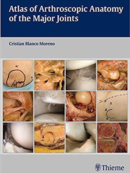 Atlas of Arthroscopic Anatomy of Major Joints 1st Edition