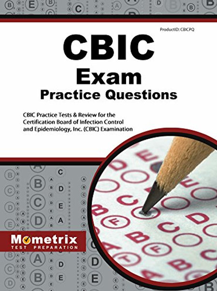CBIC Exam Practice Questions (Second Set): CBIC Practice Tests & Review for the