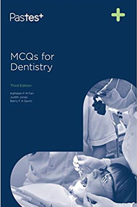 MCQs for Dentistry, Third Edition 3rd Revised edition Edition