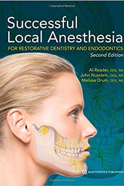 Successful Local Anesthesia for Restorative Dentistry and Endodontics Second Edi
