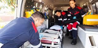 PEARSON + Prometric  McQs in Emergency Medicine Technician