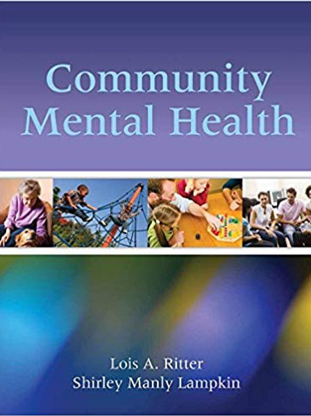 Community Mental Health 1st Edition