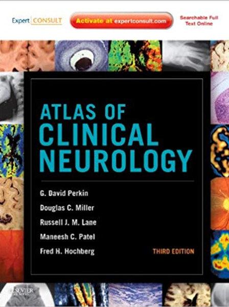 Atlas of Clinical Neurology 3rd Edition