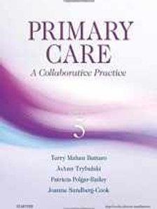 Primary Care: A Collaborative Practice, 5e