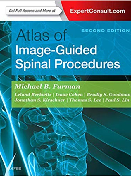 Atlas of Image-Guided Spinal Procedures 2nd Edition