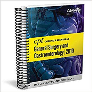 CPT® Coding Essentials for General Surgery and Gastroenterology 1st Edition