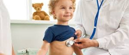 Master In Pediatrics