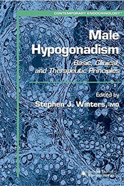 Male Hypogonadism (Contemporary Endocrinology)