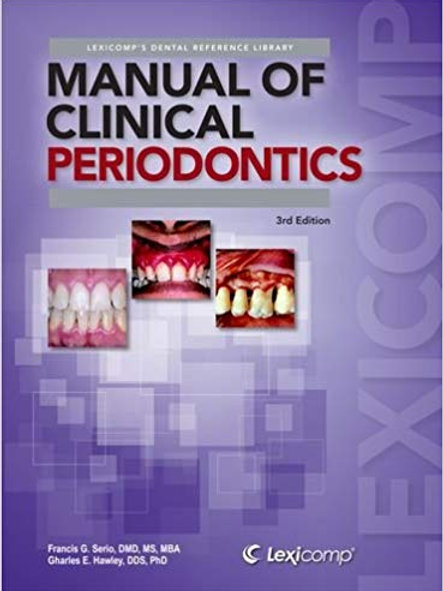 Manual of Clinical Periodontics: A Reference Manual for Diagnosis & Treatment (L