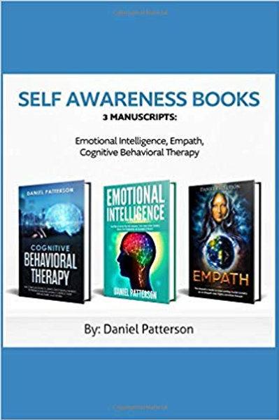 Self Awareness books,3 Manuscripts:: Emotional Intelligence, Empath,Cognitive Be