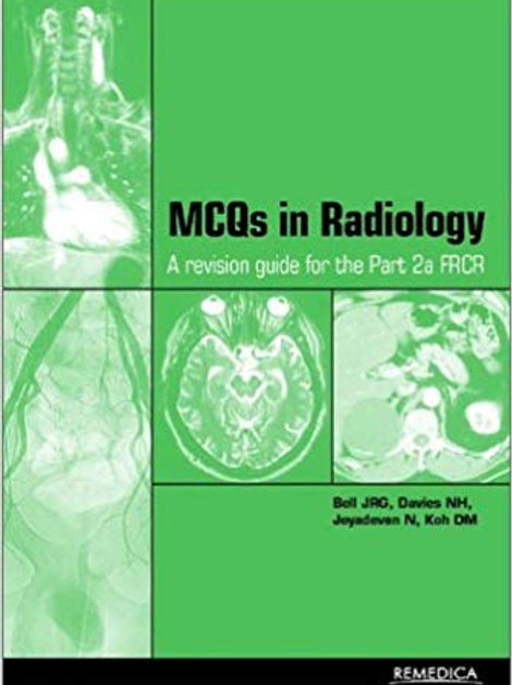 McQs in Radiology by J. Bell (2003-06-01)